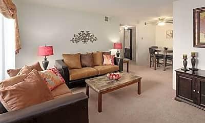 Living Room, 3600 Kellogg Dr, 1