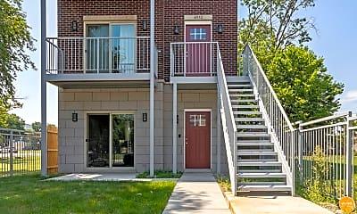 Building, 4552 S Evans Ave 1, 0
