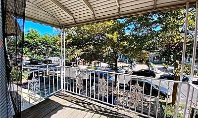 Patio / Deck, 549 Bolton Ave, 0