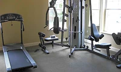Fitness Weight Room, Port Clinton Pointe, 1