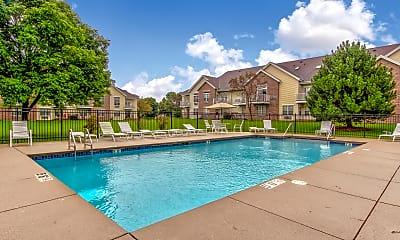 Pool, Junction Ridge Apartments, 0