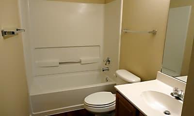 Bathroom, 18027 Redriver Song, 2