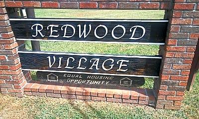 Redwood Village, 1