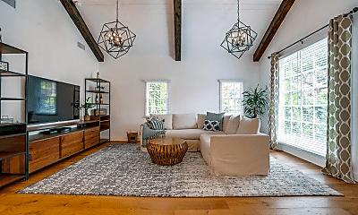 Living Room, 1359 Carmona Ave, 1