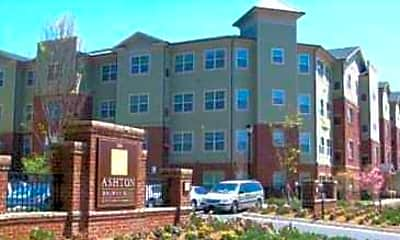 Building, Ashton Browns Mill, 1