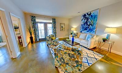 Living Room, Beckstone, 2