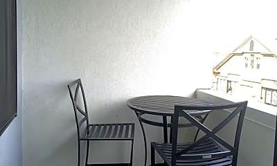 Patio / Deck, 800 High St, 2