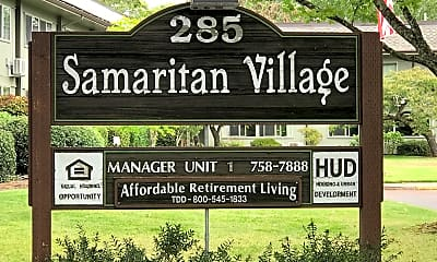 Samaritan Village, 1