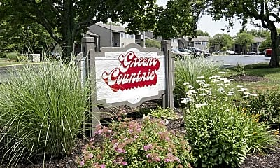 Community Signage, Greene Countrie, 2