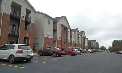 College Station Apartments, 2