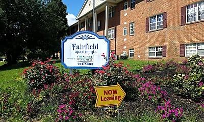 Fairfield Apartments, 1