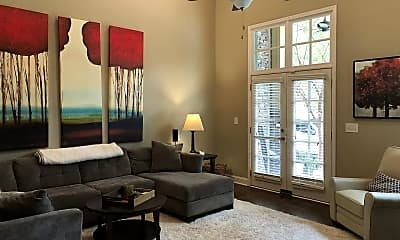 Living Room, 255 Southerland Terrace, 0