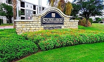 Community Signage, Stoneleigh Corpus Christi, 1