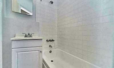Bathroom, 535 E 81st St, 1