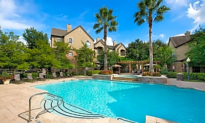 Pool, Regency at First Colony Apartments, 1