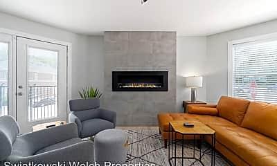 Living Room, 540 N 2nd St, 1