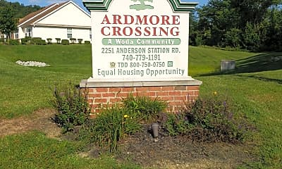 ARDMORE CROSSING SENIOR LIVING, 1
