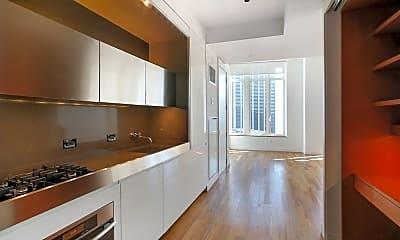 Kitchen, 15 William St 40-D, 0