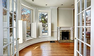 Living Room, 2151 Florida Ave NW, 0