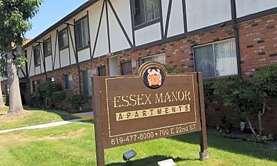 Essex Manor Apartments, 1