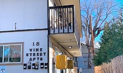 Kitchen, 18 Vine St, 1
