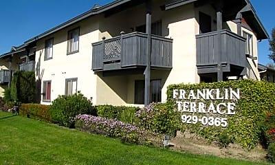 Community Signage, Franklin Terrace, 1