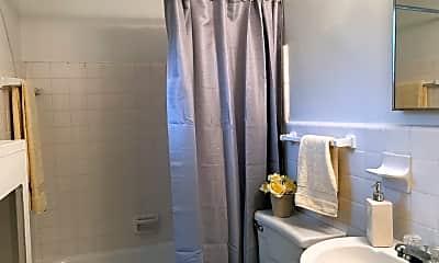 Bathroom, West End Terrace, 2