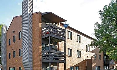Building, Columbia Park Village Apartments, 1