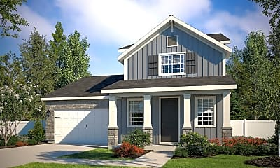 Building, 2711 W 3400 South 3413 S Fields Avenue, 0