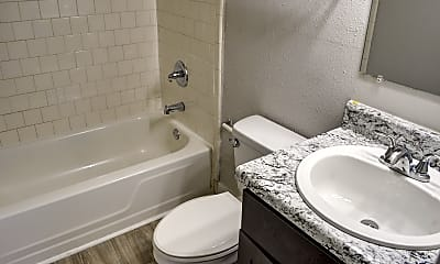 Bathroom, Aspen Woods, 2
