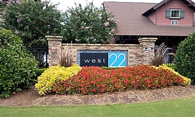 West 22, 1