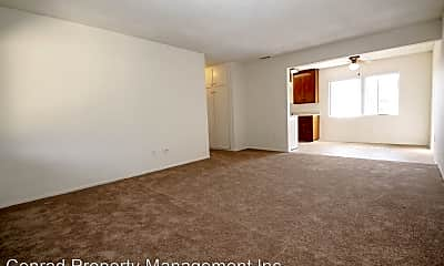 Living Room, 1817 Second St, 1