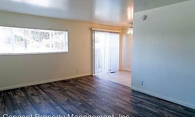Living Room, 425 E 3rd Ave, 1