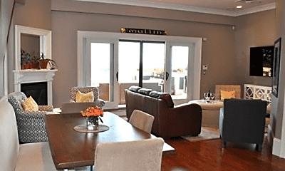 Living Room, 69 Thomas Park, 0