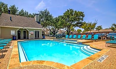 Pool, Woodside Lane Apartments, 0