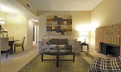 Living Room, Arcadia at Westheimer, 1