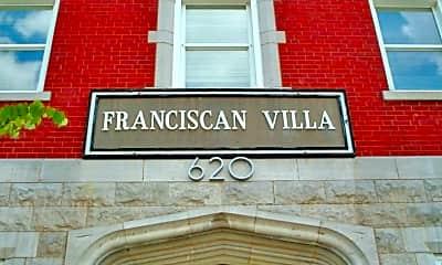 Building, Franciscan Villa, 0
