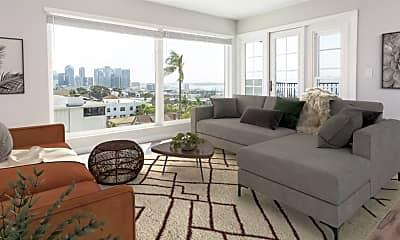 Living Room, 2308 Albatross St, 1