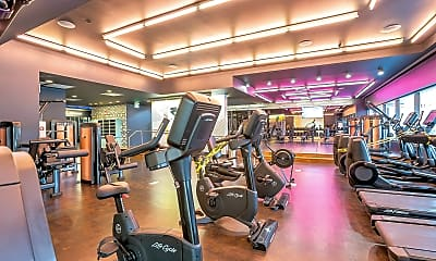 Fitness Weight Room, 4422 N 75th St 3002, 2