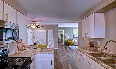 Kitchen, The Villas At Homestead, 1