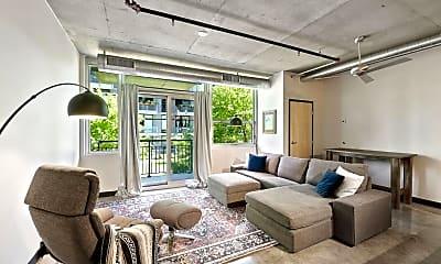 Living Room, 730 N 4th St 208, 0