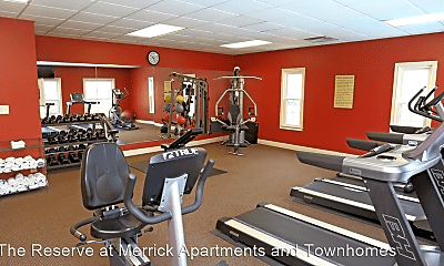 Fitness Weight Room, 3300 Montavesta Road #2101, 2