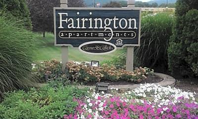 Fairington Apartments, 1