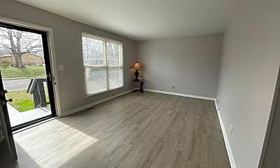 Living Room, 1314 Hawkins St, 1