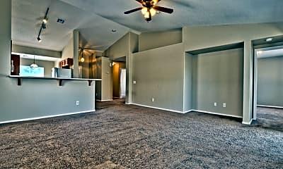 Living Room, 10428 W Granada Road, 1