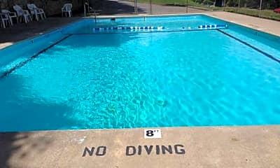 Pool, Residences At Diamond Ridge, 2