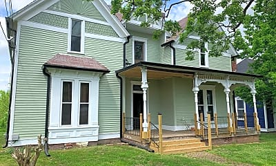 Building, 117 Marion St, 0