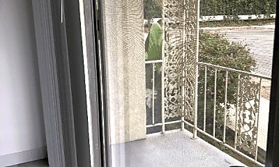 Patio / Deck, 3189 Cheviot Vista Pl, 1