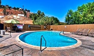 Pool, 9662 Marilla Dr, 1