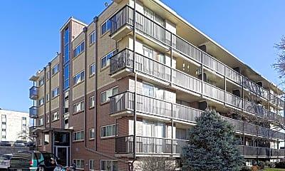 Building, Scandia Apartments, 0